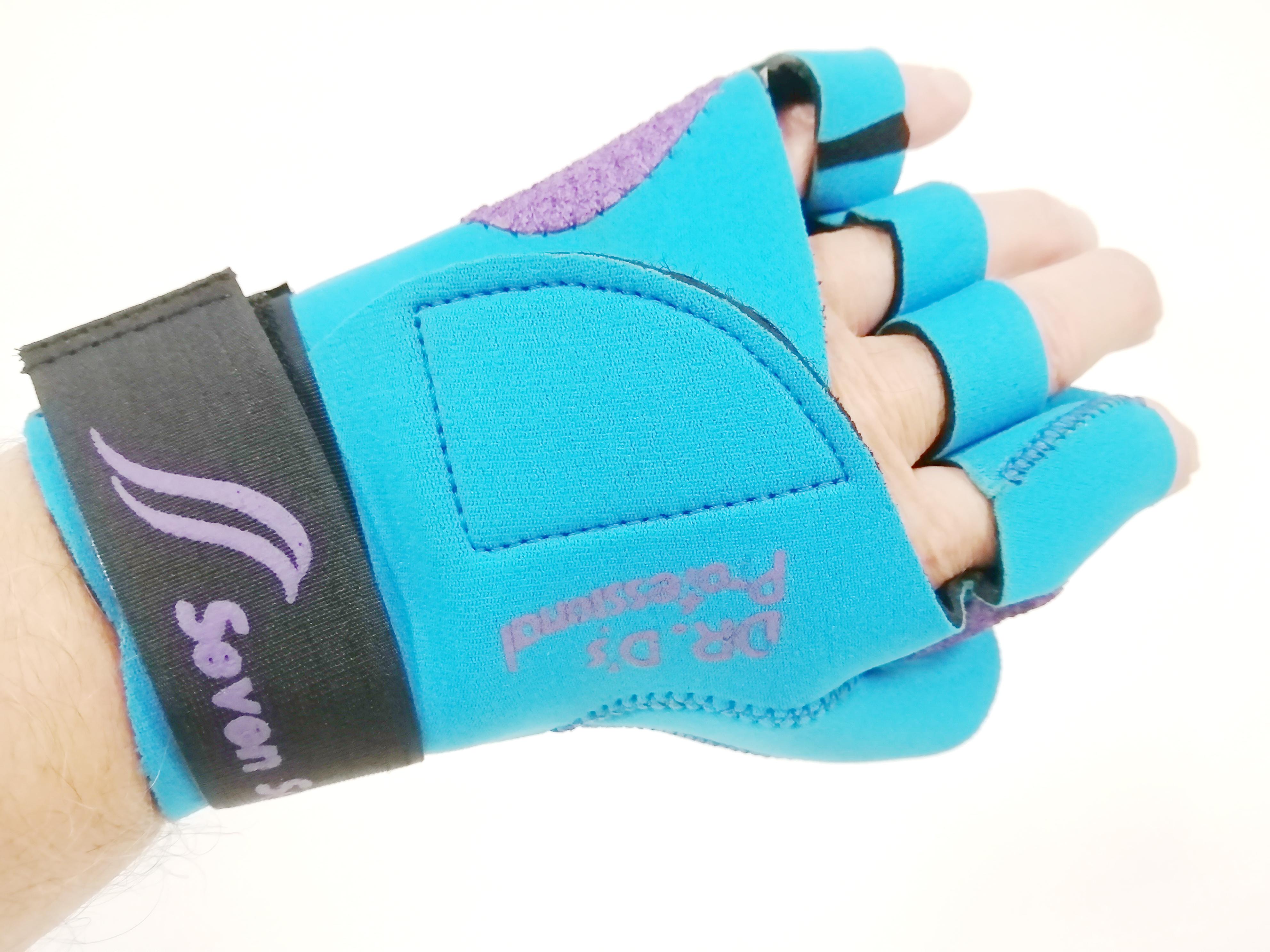 Handschuh .Finger Frei  Handschuh  für Segeln, Biking, climbing,Angeln    Modell Dr.D