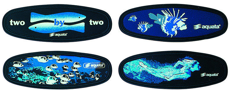 Maskenband  aus Neopren   für Taucherbrille| aquata