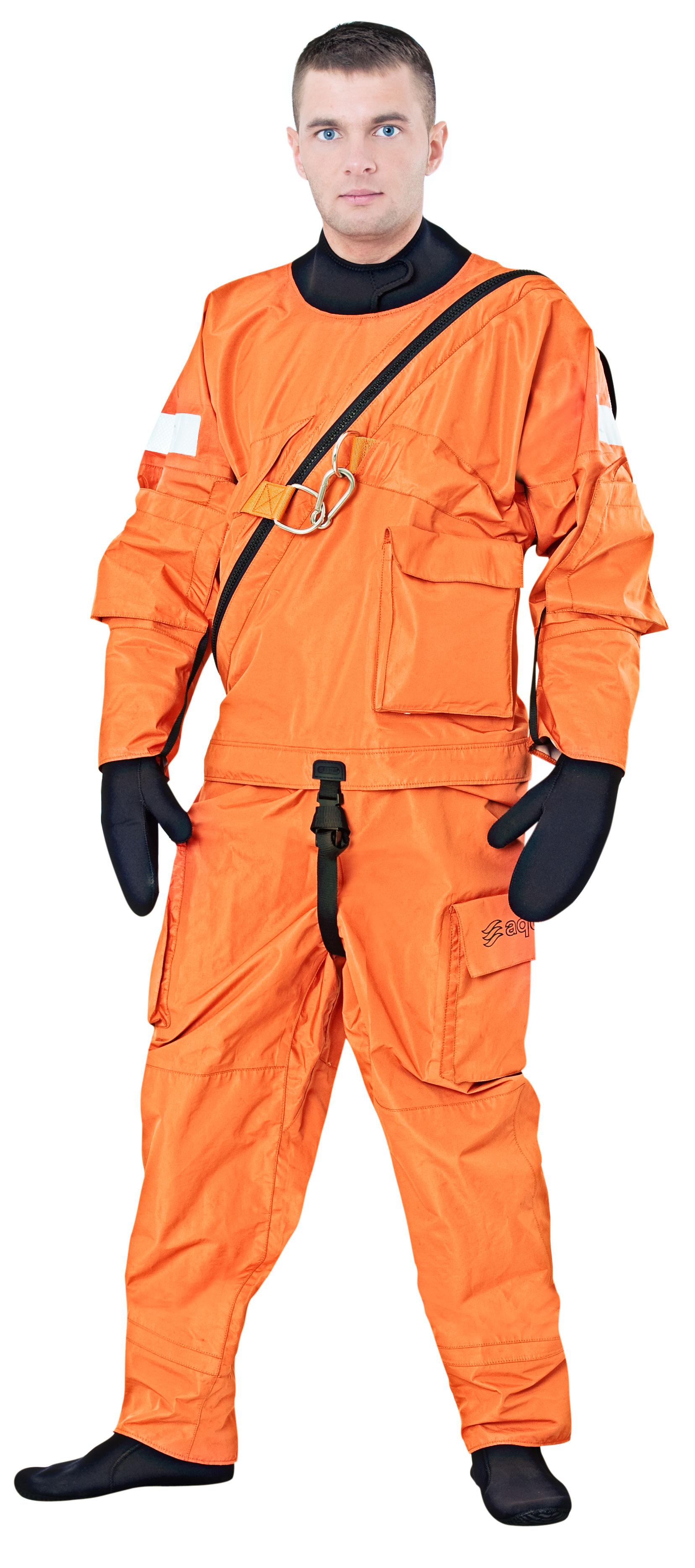 Schutzanzug  Arbeits und Transportanzug   SOLAS   1 Stundenanzug   Modell GT 10