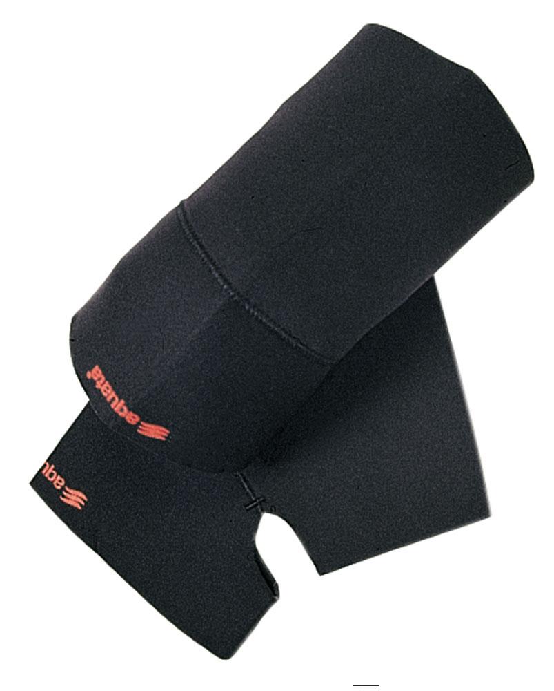 Knieschoner  vorgeformt   aus Neopren  für Tauchanzug,