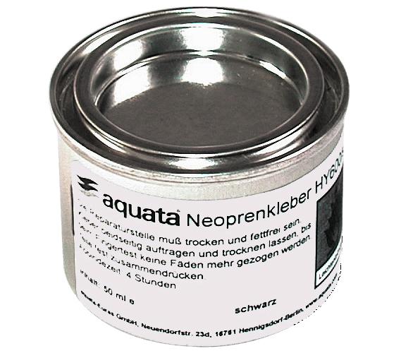 Tauchanzug Neoprenkleber schwarz  Dose  50 gramm