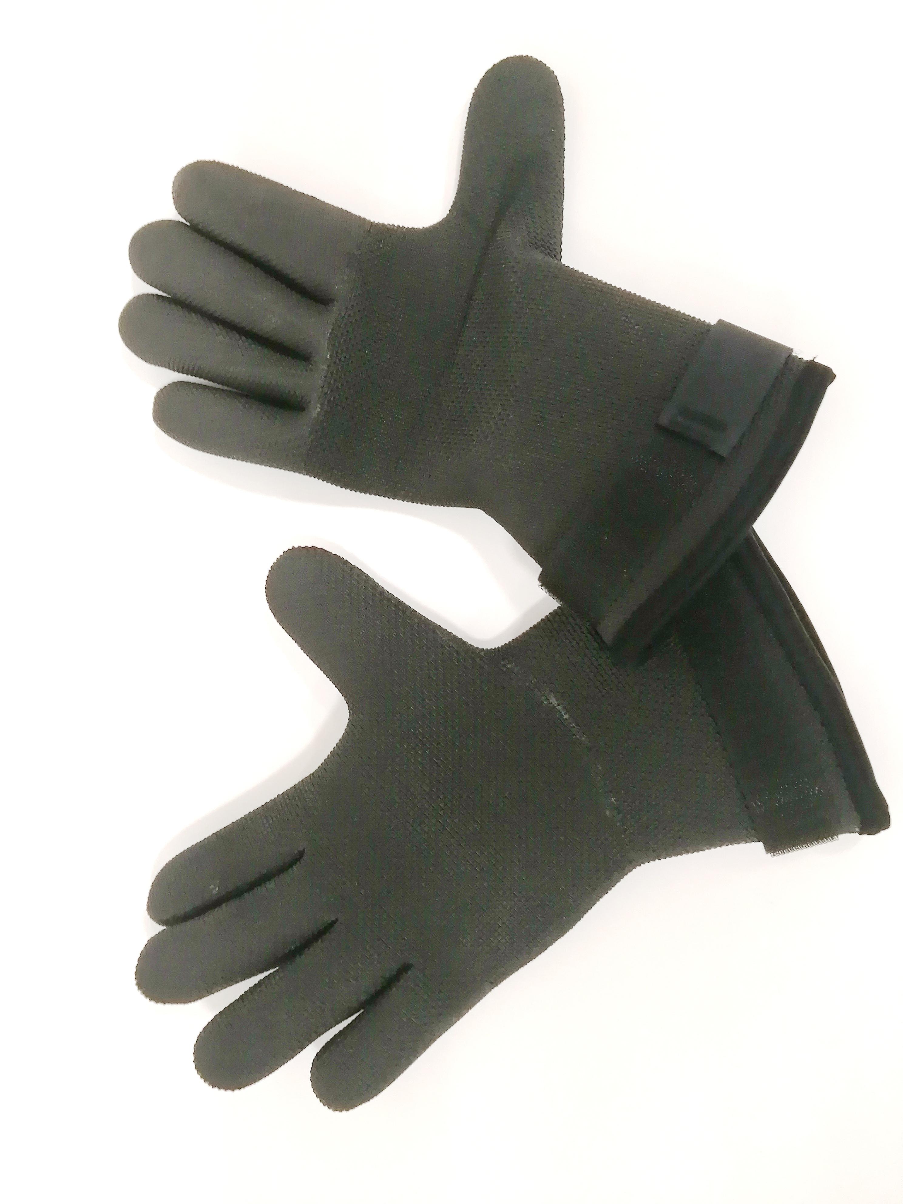 Dünner Neopren Handschuh  für Taucher auch  Fensterputz Handschuh | aquata