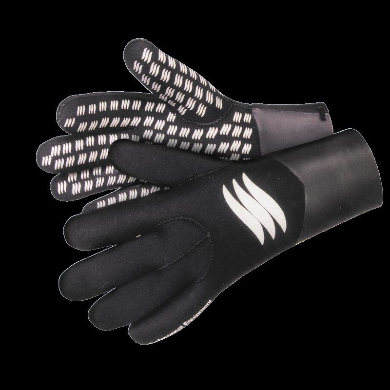 Taucher Handschuh   Neopren  5 Finger   Modell Seagrip Seal