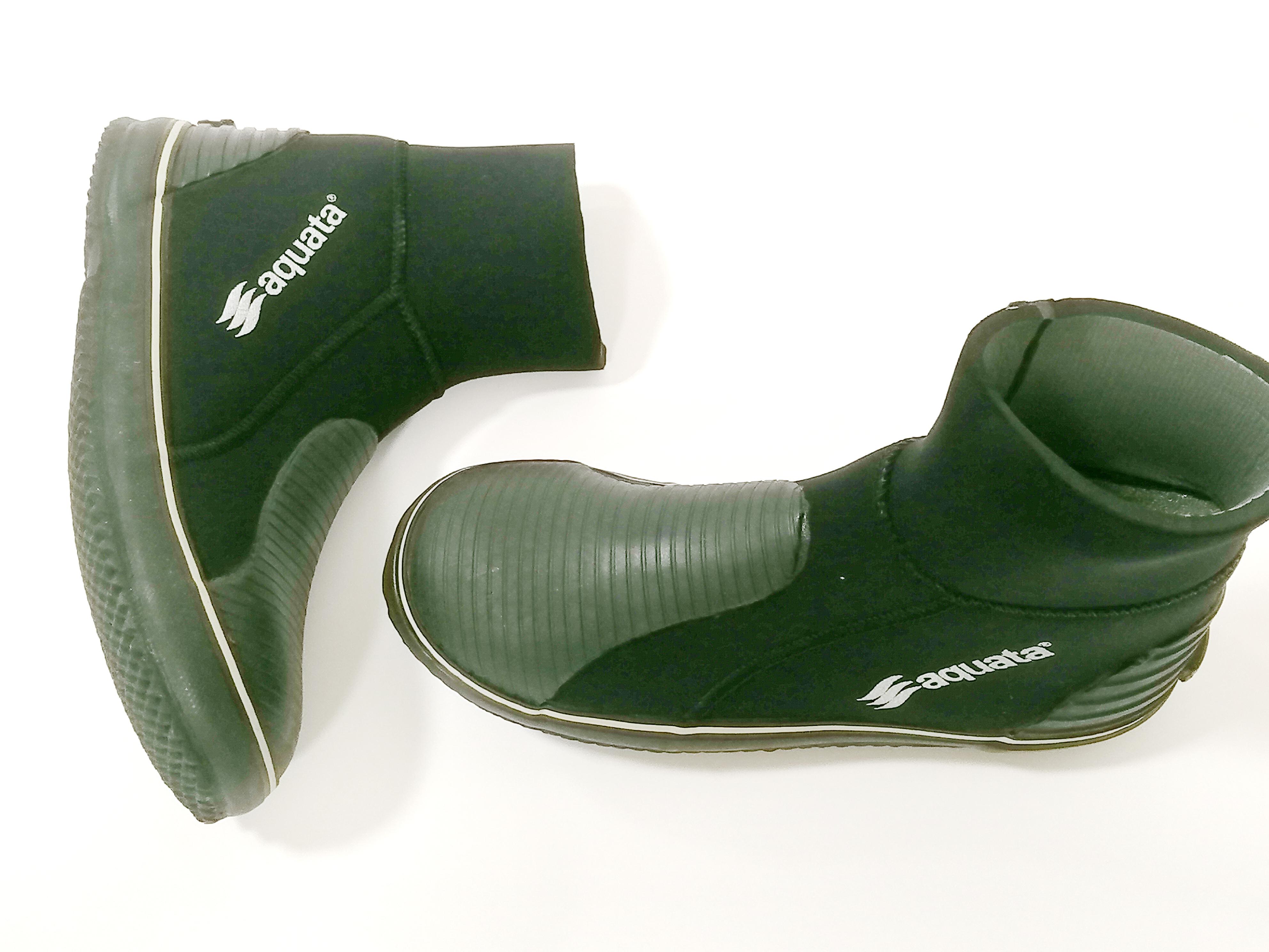 Taucherschuh , 5mm Neopren Schuh ,Tauch Schuh mit Manschette