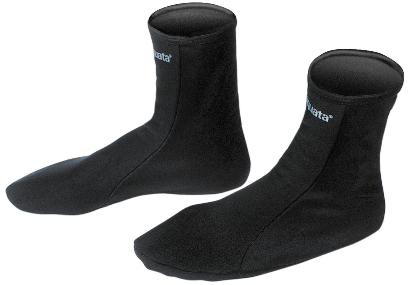 Tauchsocke,   Modell  Lycra Socken