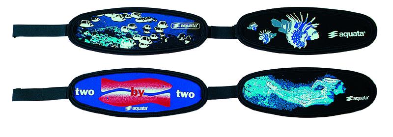 Maskenband für Taucherbrille  Klett System