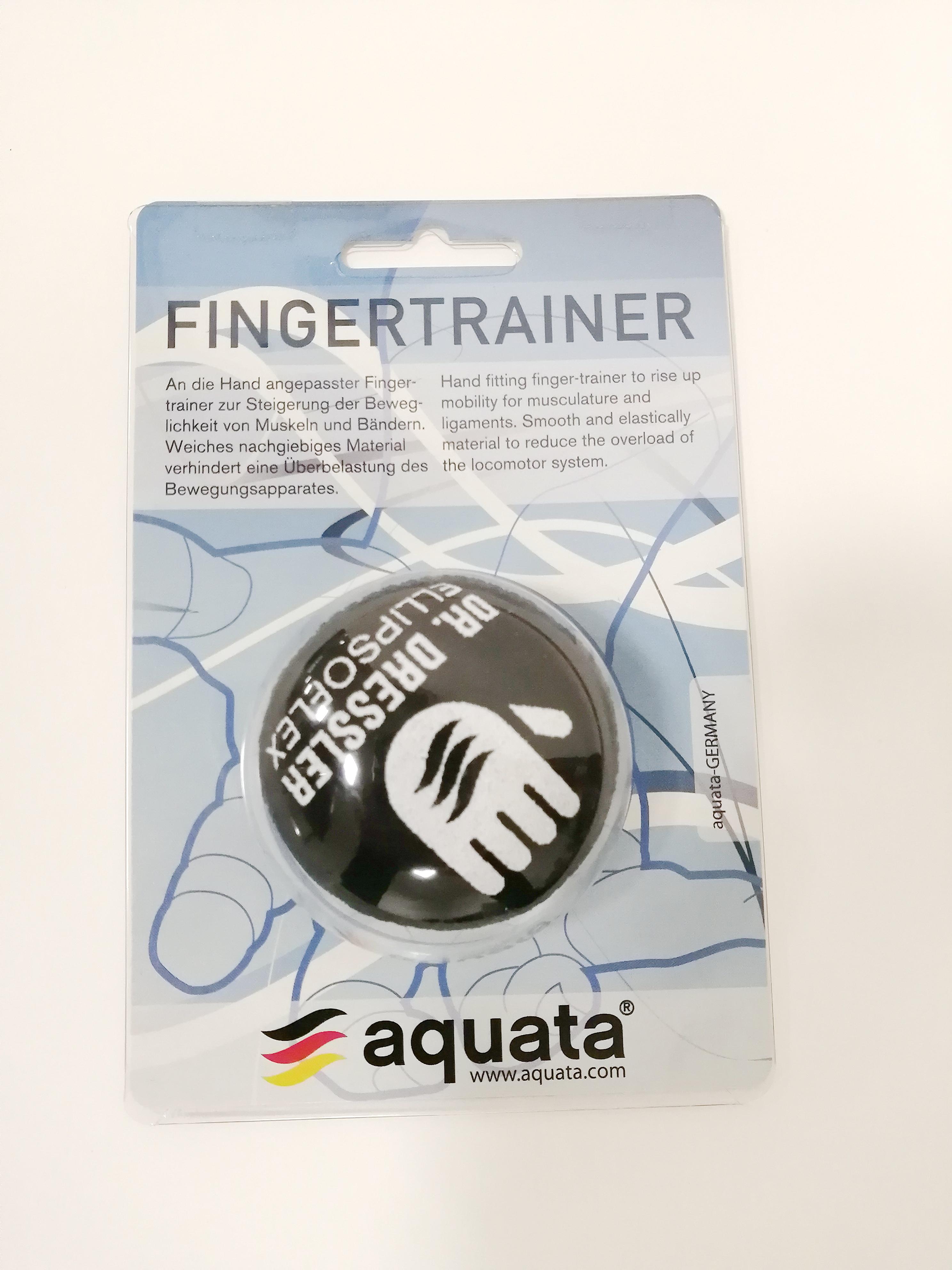 Neopren aquata Fingertrainer  zur   Stärkung der Fingerbeweglichkeit  Modell: Elipsoflex | aquata