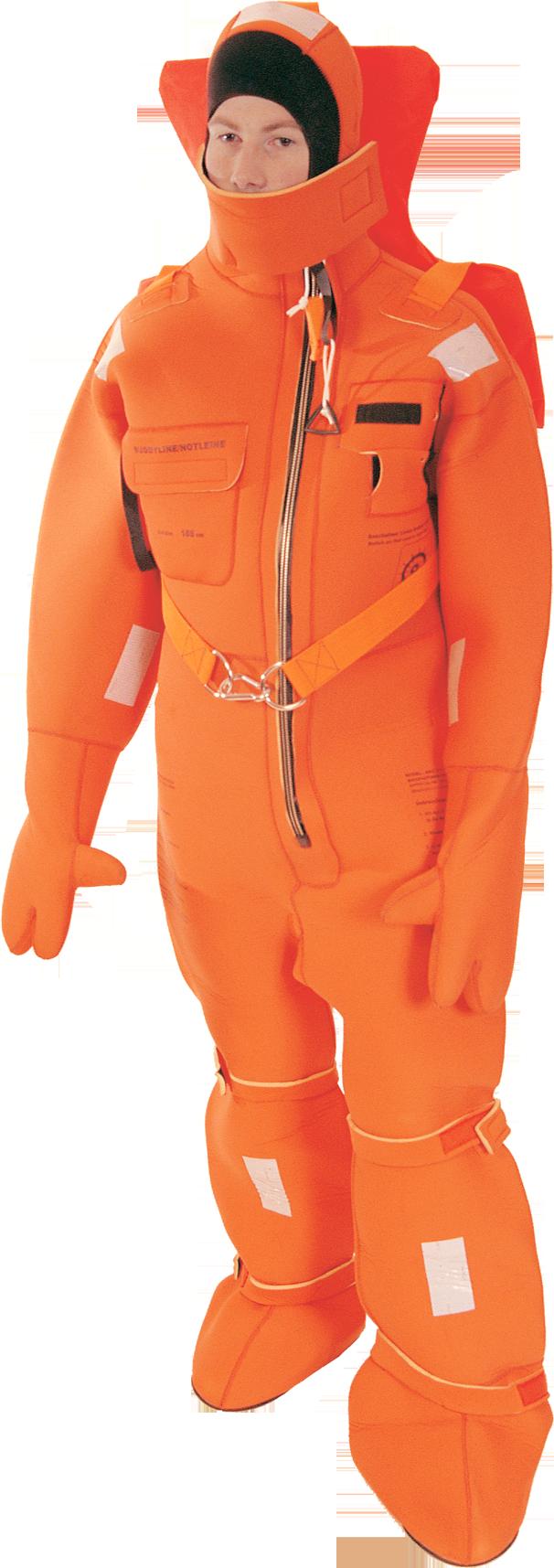 Rettungsanzug, Schutzanzug  Überlebensanzug Solas 6 Stunden     Arctic Version    Modell V40