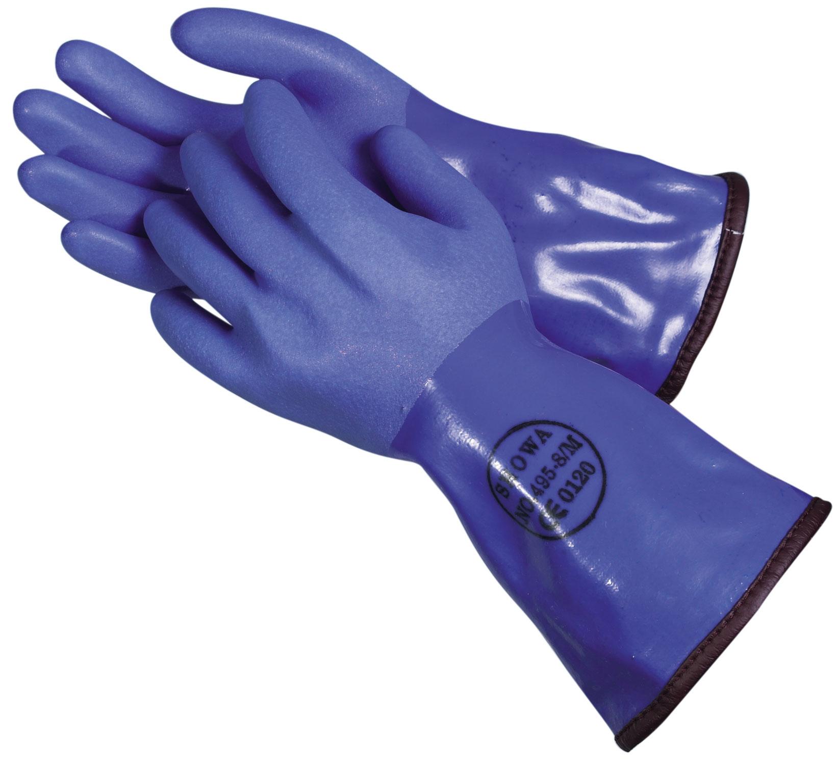 Trockenhandschuhe für Ringsystem set