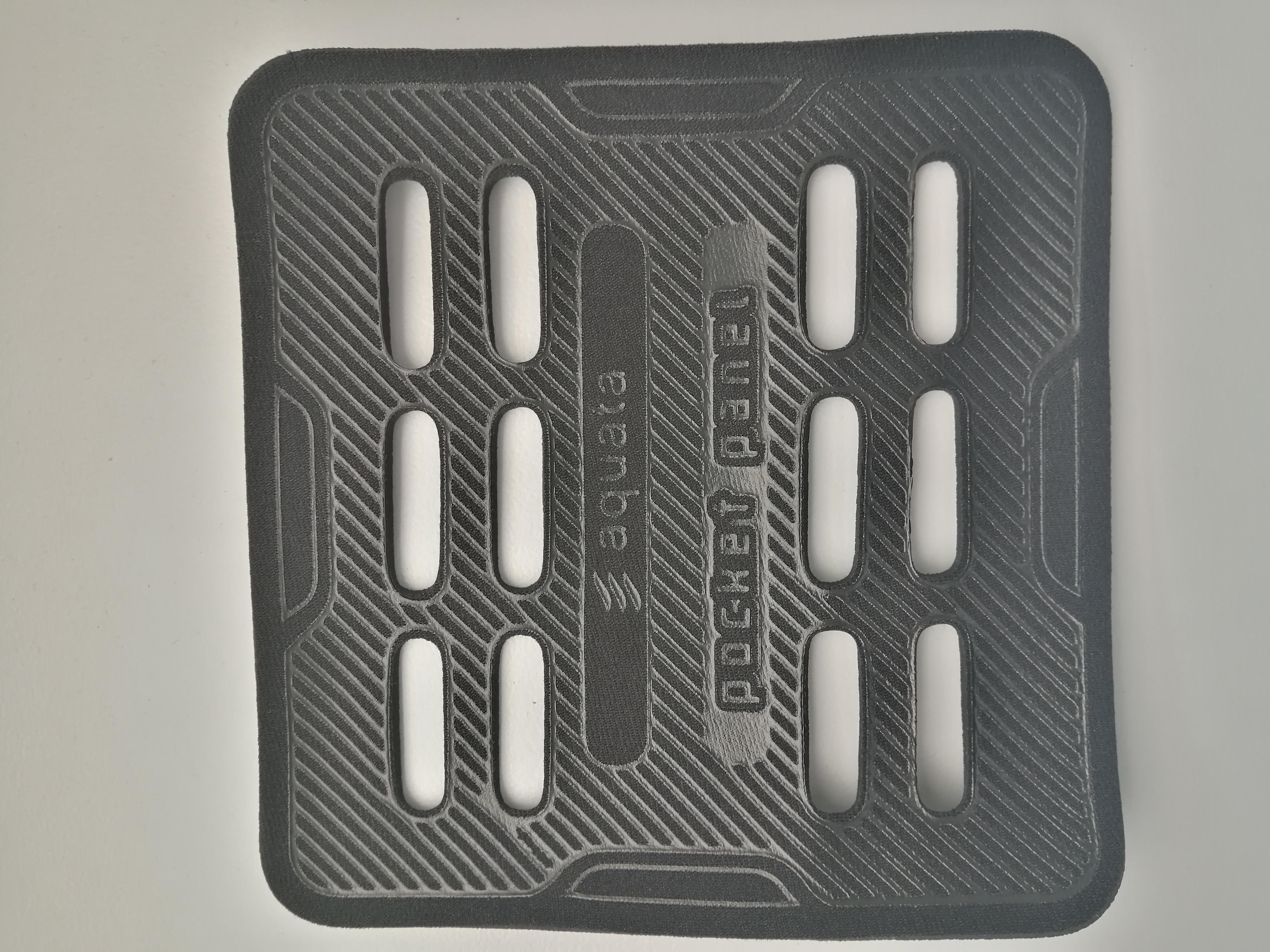 aquata  Pocket  System Tasche für Tauchanzug   passend für alle Tauchanzüge Modell:  Power Pocket | aquata