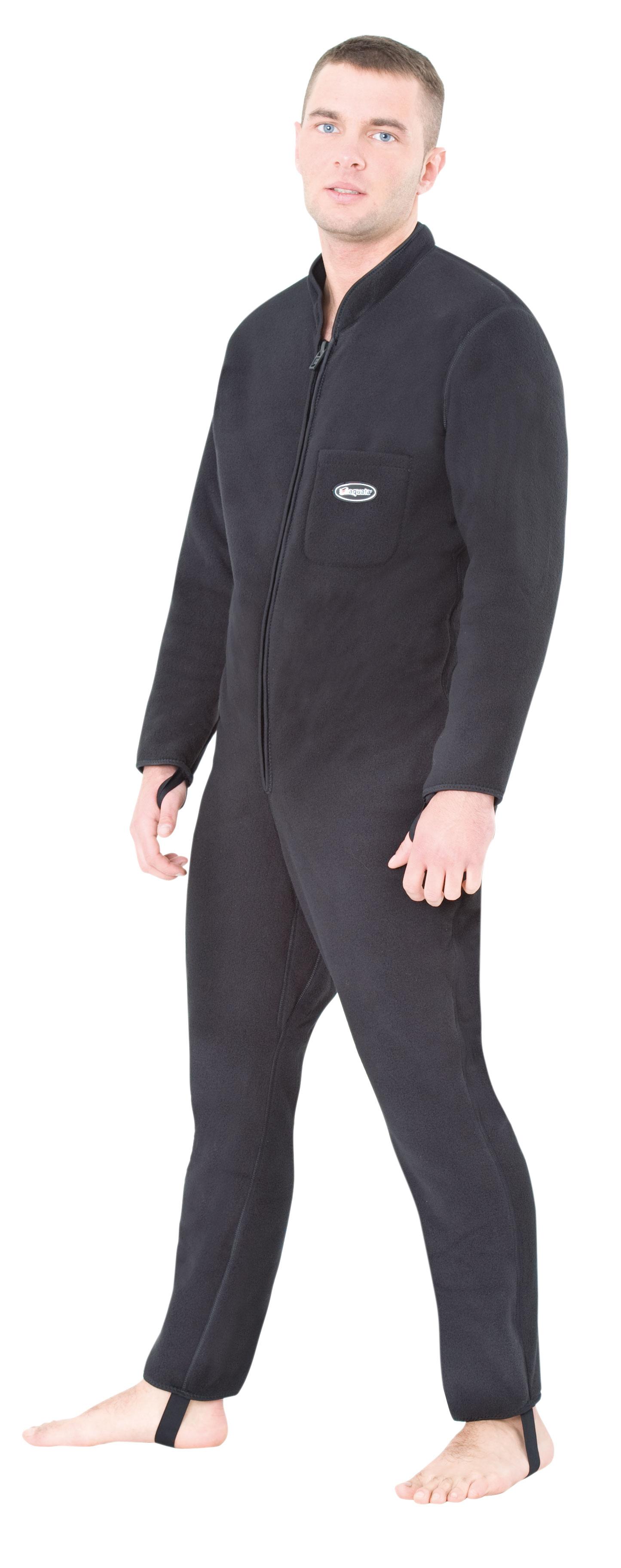 Trockentauchanzug  Unterzieher aus  Fleece     Modell Underall 6