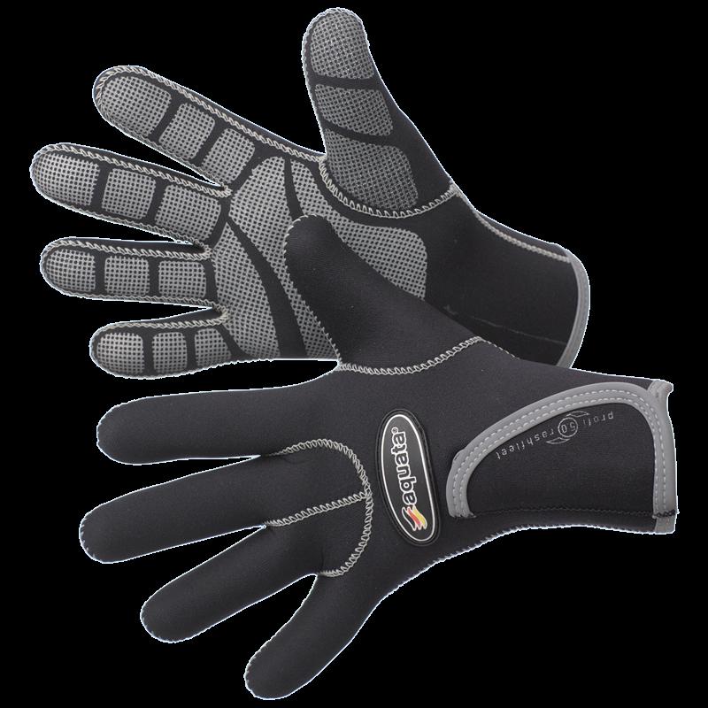 5- Finger Tauchhandschuh ,  5mm Neopren   Modell  Seagrip Pro